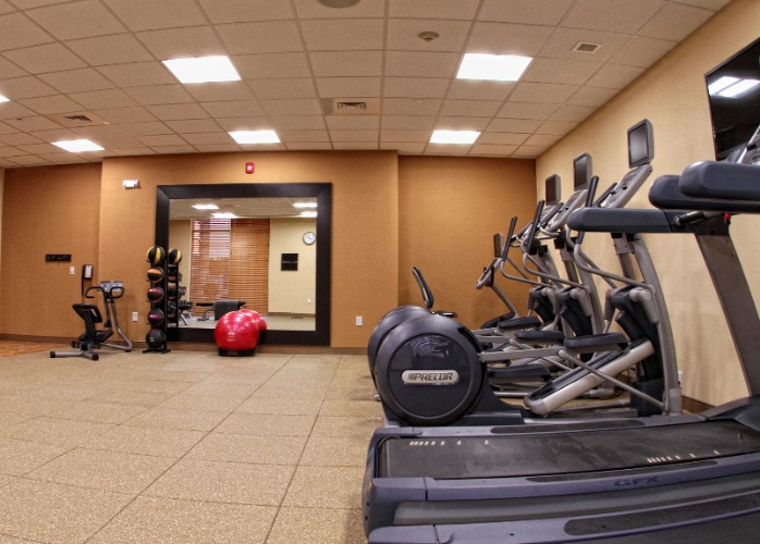 On-Site Fitness Center 7 of 21