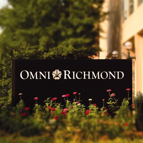 Welcome To The Omni Richmond Hotel 3 of 11