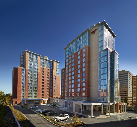 Homewood Suites by Hilton Halifax Downtown 1 of 16