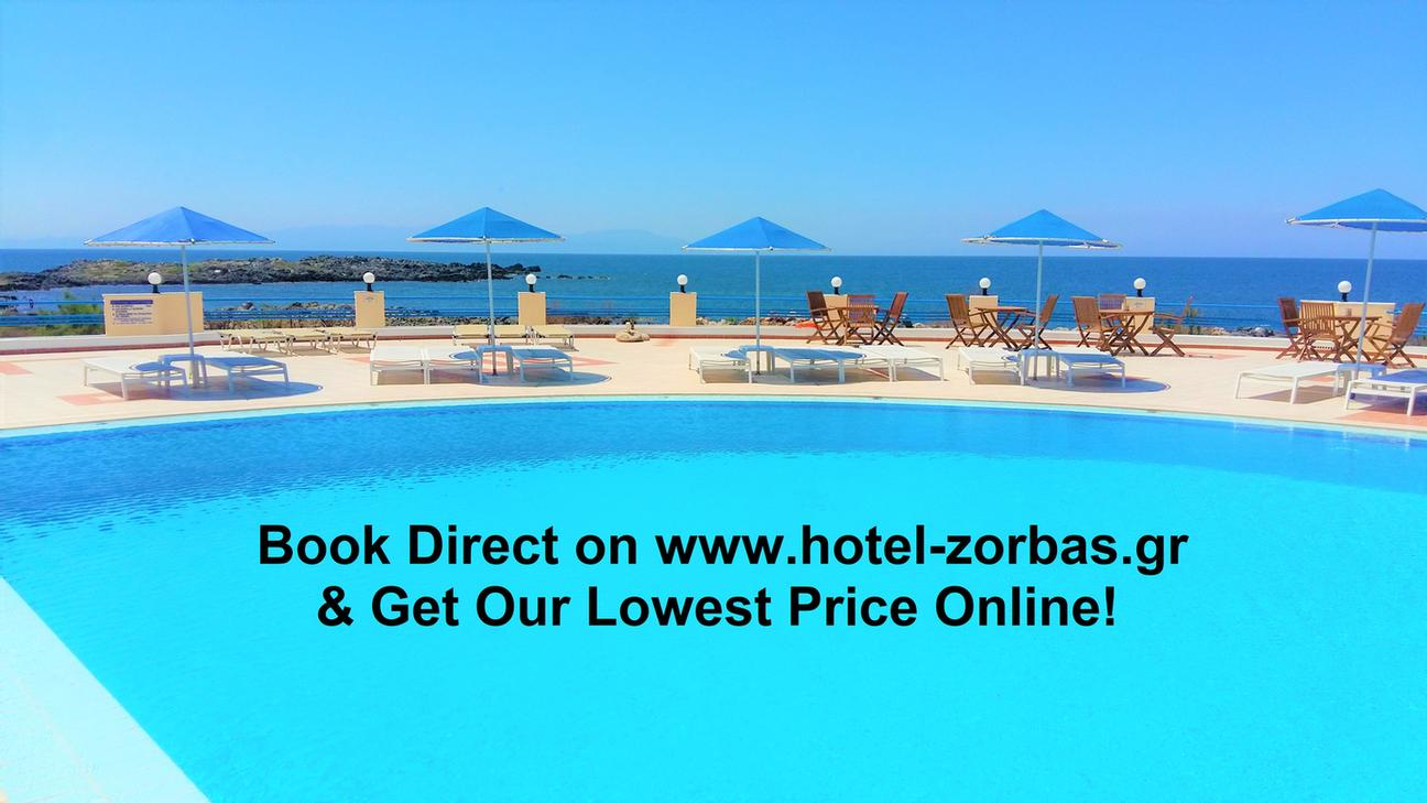 Zorbas Beach Village Hotel 3 Star Hotel 1 of 31