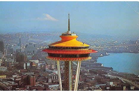 Seattle\'s Space Needle 16 of 16