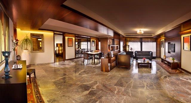 The Lalit Legacy Suite -Living Area 25 of 31