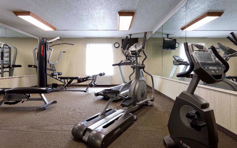 Exercise Room (Limited)is Located On The First Floor. 8 of 12