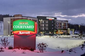 Courtyard by Marriott Wilkes Barre Arena 1 of 21