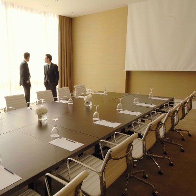 Salon Berne In Boardroom Set Up Style 22 of 31