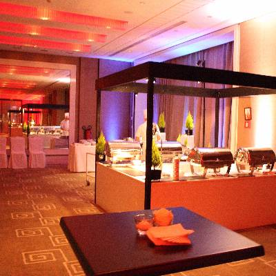 Special Event In Ballroom Stand For Hot Cuisine At Hotel Intercontinental Geneva 29 of 31