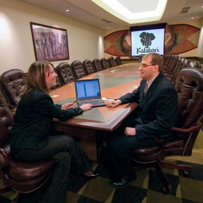 Kalahari's Executive Boardrooms Are Just The Place For An Important Board Meeting Or Vip Forum 4 of 11