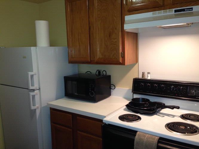 All Suites Offer Fully Equipped Kitchen 6 of 10
