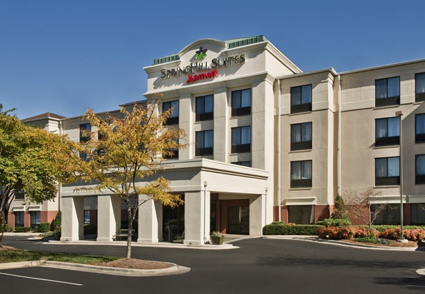 Springhill Suites Raleigh Durham Airport / Rtp 1 of 14
