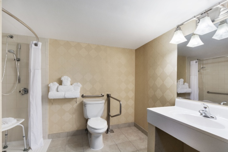 Accessible Guestroom Bathroom 16 of 25