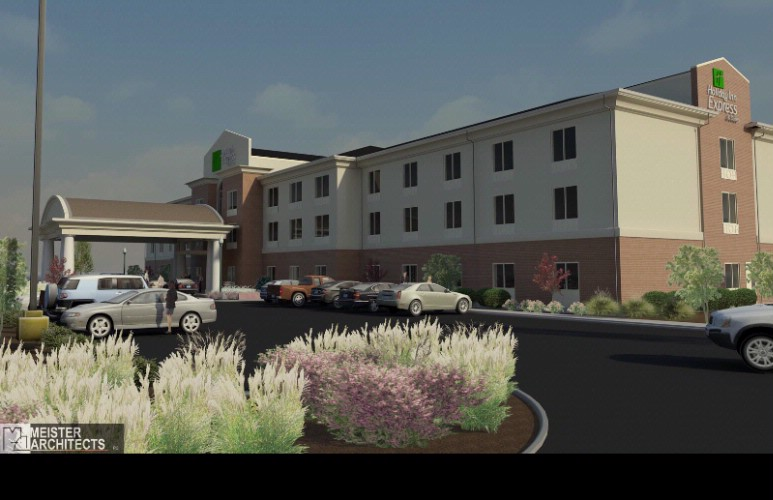 Holiday Inn Express & Suites Strasburg 1 of 11