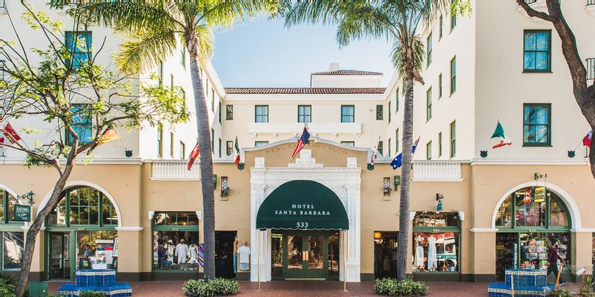 Hotel Santa Barbara Is A Charming And Historic Boutique Hotel In The Heart Of Downtown. It Is The Perfect Place To Relax And Unwind Before Stepping Outside To Explore The City. 3 of 11