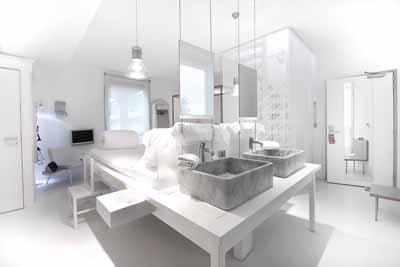 Room Terrasse White & White Jaccuzzi 26 of 26