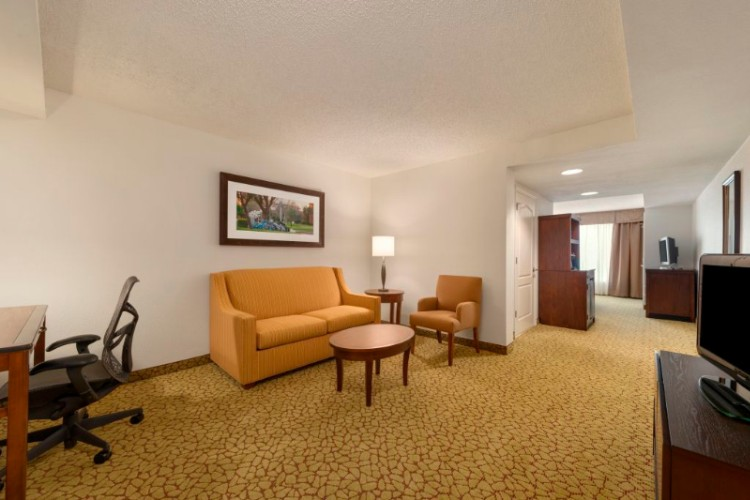Junior Suites Are Also Available Should You Require Extra Space. 11 of 16