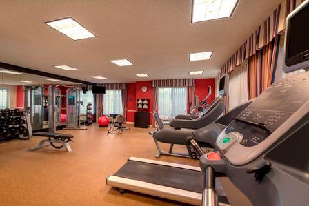 Stay On Top Of Your Exercise Routine In Our Complimentary Fitness Center... 14 of 16