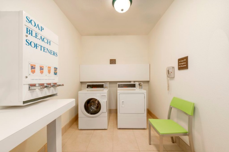...and Appreciate The Convenience Of Our On-Site Laundry Facilities. 15 of 16