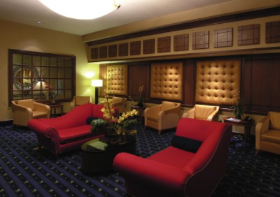 Lounge Inside The Springhill Suites By Marriott Norfolk 7 of 11