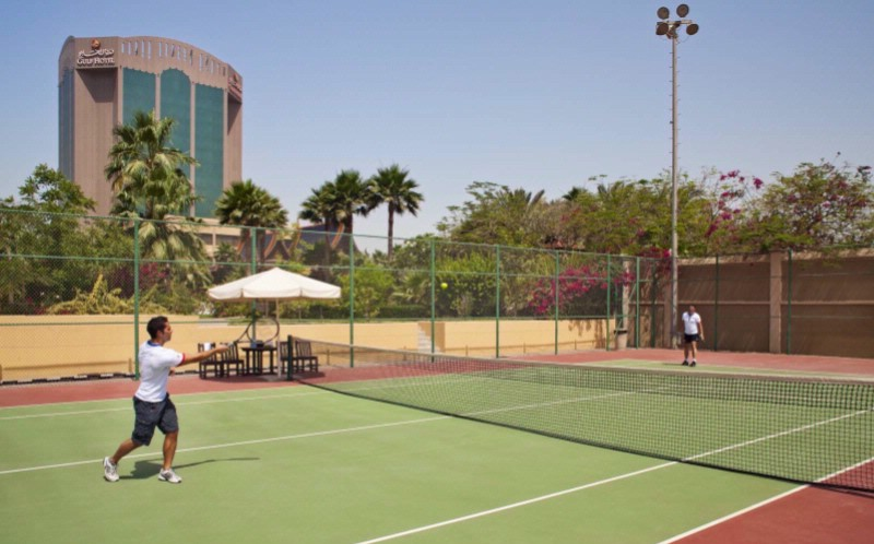 Gulf Hotel Tennis Court 10 of 24