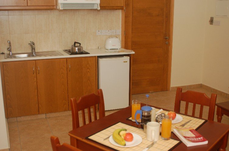 Small Equipped Kitchenette In Apartments 8 of 12