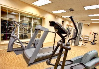 Work Out In The 24 Hour Fitness Center 5 of 9