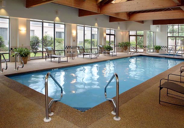Refreshing Indoor Pool Open Year Round For Your Enjoyment 6 of 11