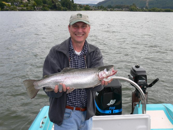 Trout Fishing Charter 7 of 7