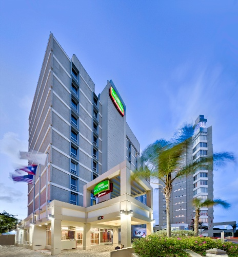 Courtyard by Marriott San Juan Miramar 1 of 5