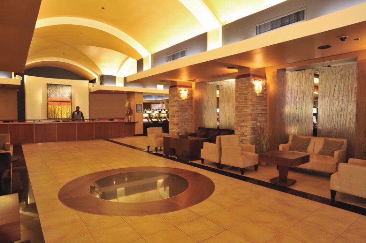 Hotel Front Desk/lobby 13 of 16
