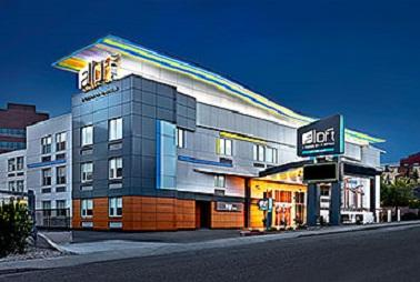 Aloft Calgary University 1 of 11