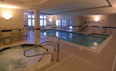 Residence Inn Chesapeake Indoor Pool 11 of 14