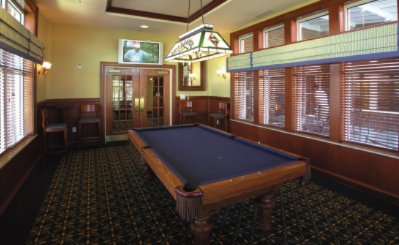 Residence Inn Chesapeake Billiards Room 5 of 14