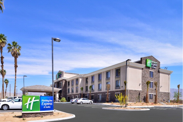 Holiday Inn Express Suites Indio 84054 Springs Dr Ca 92203
