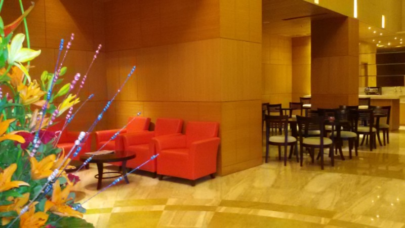 Tea Lounge At Hotel Lobby 6 of 15