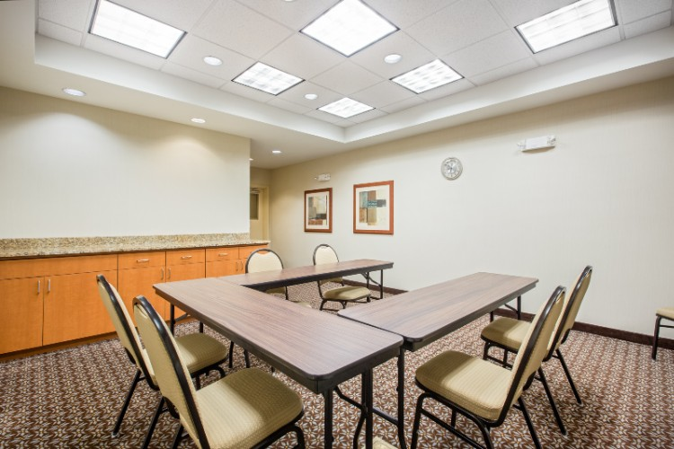 Meeting Space Or Hospitality Room 8 of 13