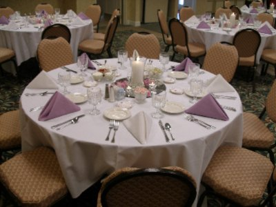 Our Beautifully Decorated Banquet Room Is Perfect For Any Occasion! 5 of 9