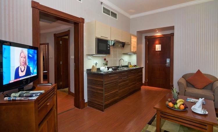 Retaj Al Rayyan Executive Family Suite With Kitchenette 3 19 of 25