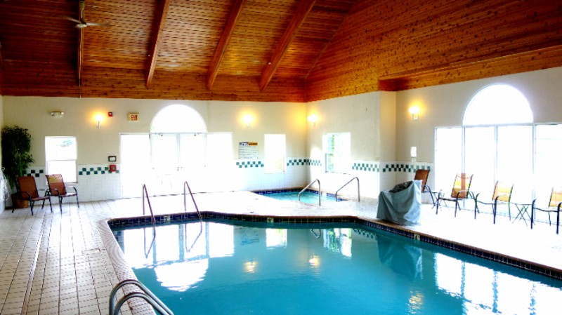 Indoor Heated Pool And Spa 3 of 10
