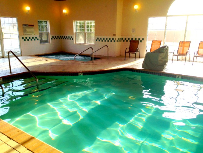 Indoor Heated Pool And Spa 4 of 10