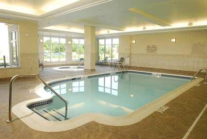 Hilton Garden Inn Indoor Pool 7 of 11