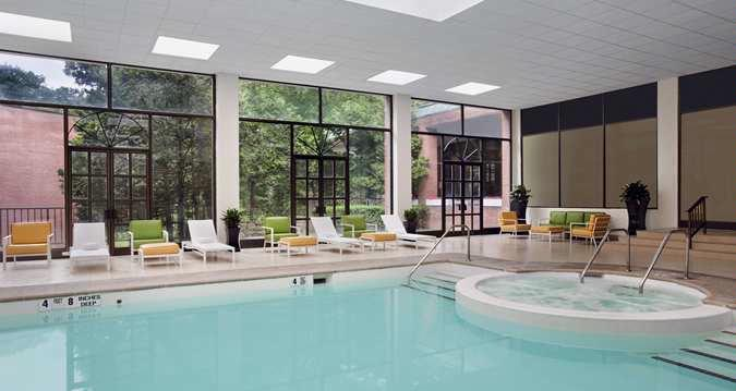 Indoor Pool 13 of 14