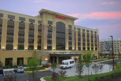 Welcome To The Sheraton Baltimore Washington Airport Hotel 2 of 10