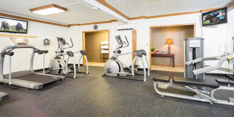On Site Fitness Room 18 of 29