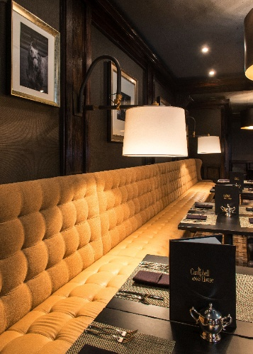 Kilburn\'s Restaurant Features Half-Booth Seating 26 of 29