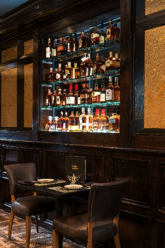 Kilburn\'s Restaurant Bourbon Wall 27 of 29