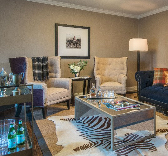 Keeneland Suite Living Area 29 of 29