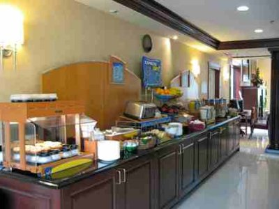 Our Delicious Complimentary Deluxe Continental Breakfast Bar 3 of 8