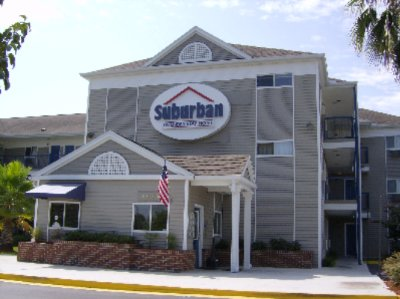 Suburban Extended Stay Hotel 2 of 2