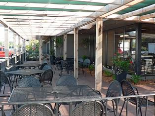 Green Mill Restaurant Patio 16 of 16