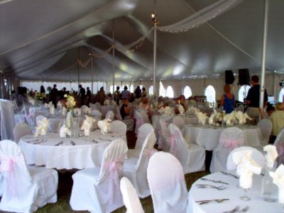 Outdoor Spacious Tent Receptions 9 of 16