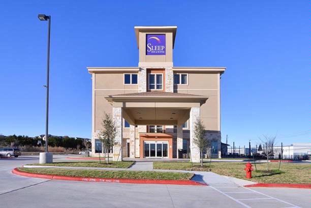 Sleep Inn & Suites Austin Northeast 1 of 16